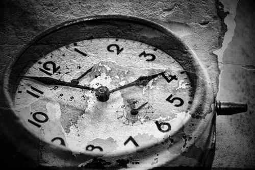 Violent Resolution – Time after Time