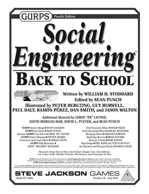 Back to School: Learning rolls