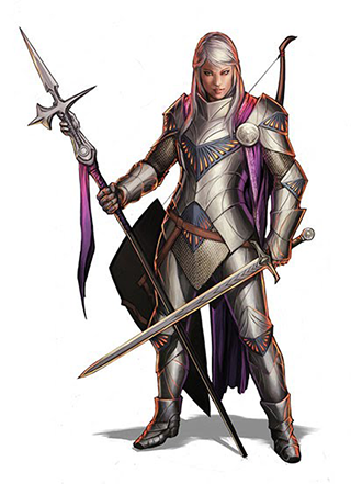 Have I Been Playing My Paladin Wrong Gaming Ballistic The cleric is a useful resource to anyone eager to play one among the oldest character classes in fantasy roleplaying, with many new options for designed by stefen styrsky, divine favor: have i been playing my paladin wrong