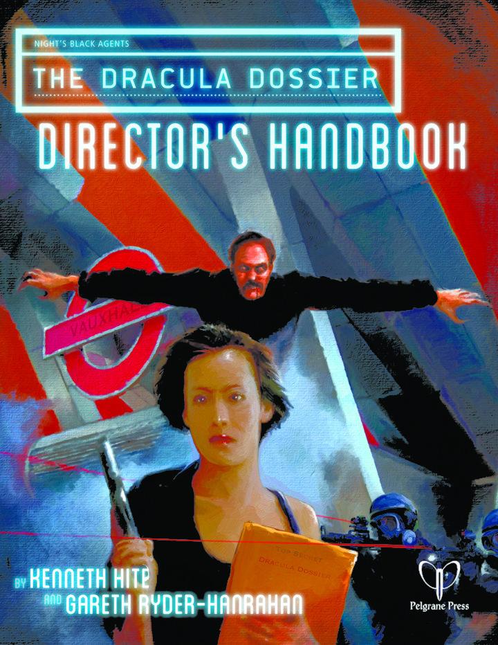 Dracula Dossier and Dracula Unredacted
