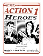 Review – GURPS Action 1: Heroes (Chapter 1 – Action Templates)