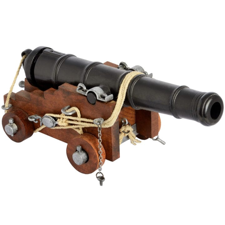 Naval Cannon for D&D
