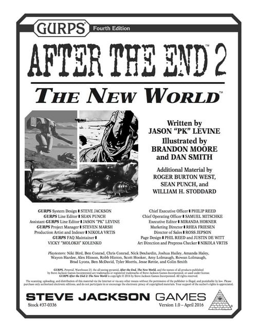 Penang Review: After the End 2 – The New World