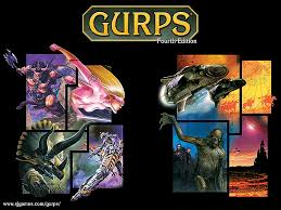 GURPS Day Summary May 27 – June 1, 2016