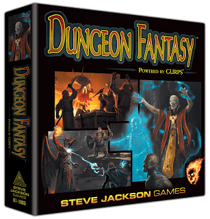 Dungeon Fantasy Boxed Set announced!