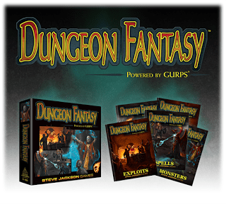 Dungeon Fantasy Boxed Set: The Word of Kromm