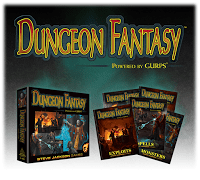 Dungeon Fantasy Boxed Set: Interview with Line Editor Sean Punch