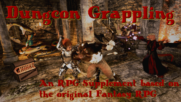 Dungeon Grappling – Week 2 Update (Duplicates Update #11)