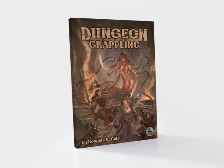 Grappling Smackdown: Dungeon Grappling at GenCon