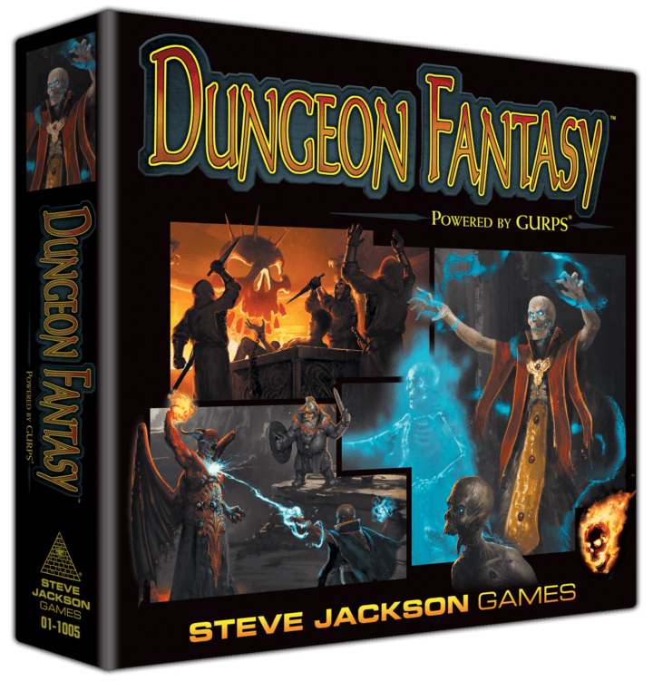 Steve Jackson Games – Interviews on The Firing Squad