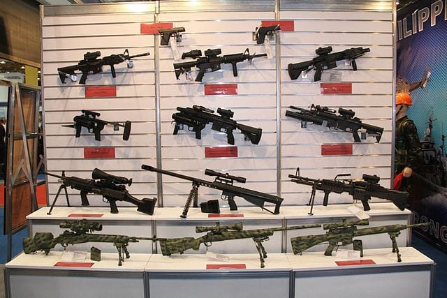 Gunday Continued: Ultra-Tech Rifles (Part 2)