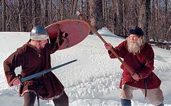 Viking Raid Debrief