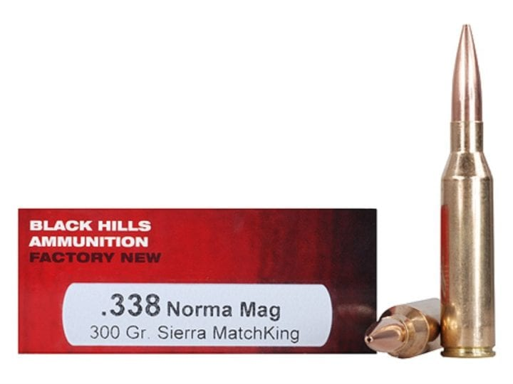 Reloading Press: .338 Norma Magnum