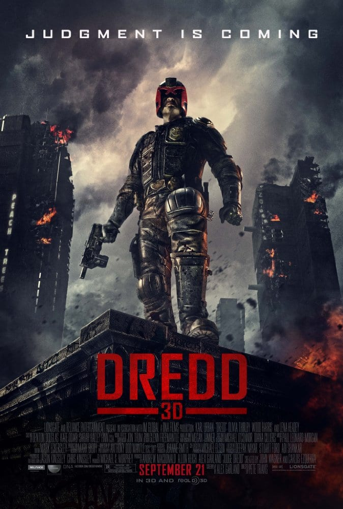 Apropos of Nothing: Dredd (2012)