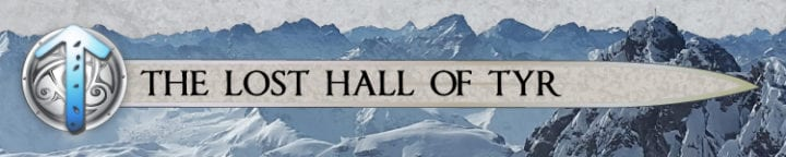 Kickstarter Update Summary – Lost Hall of Tyr