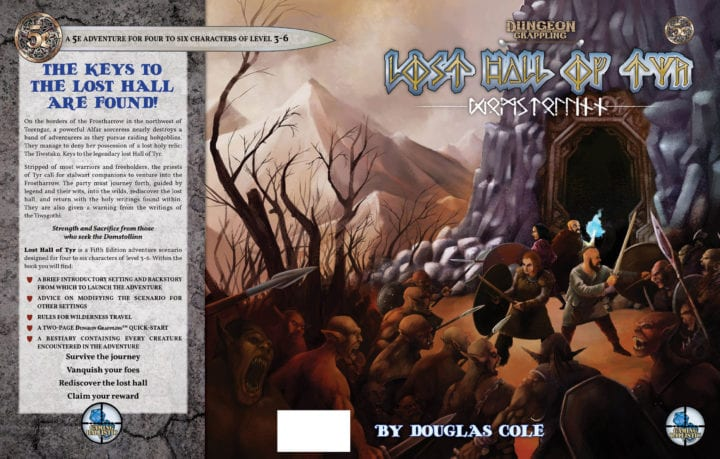 Lost Hall of Tyr: Three Good Reviews