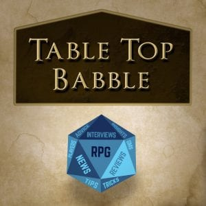 Gaming Ballistic on TableTop Babble Today!