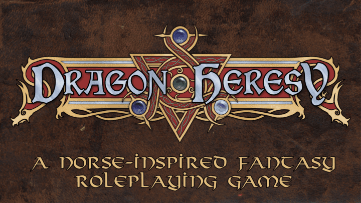 The Dragon Heresy Introductory Set Kickstarter is now LIVE!