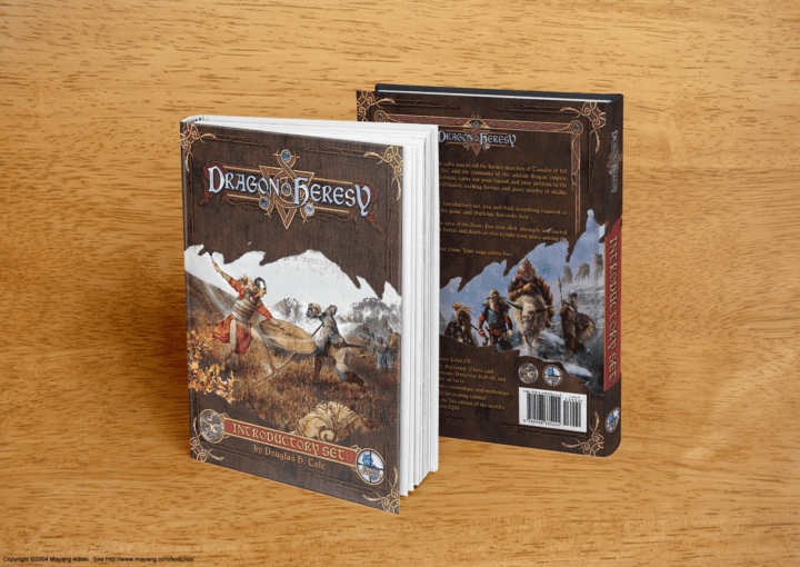 Dragon Heresy: 10 hours and counting . . .