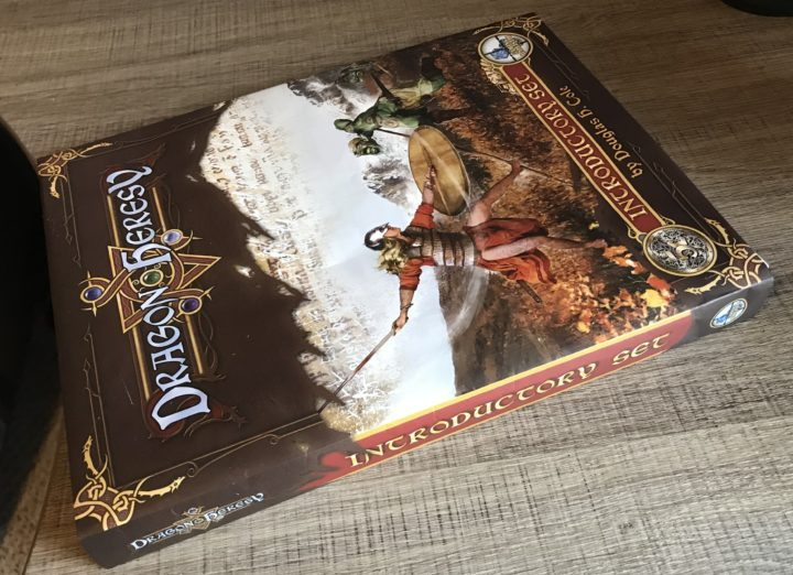 Dragon Heresy: Fold and Gather samples arrived. Wow.