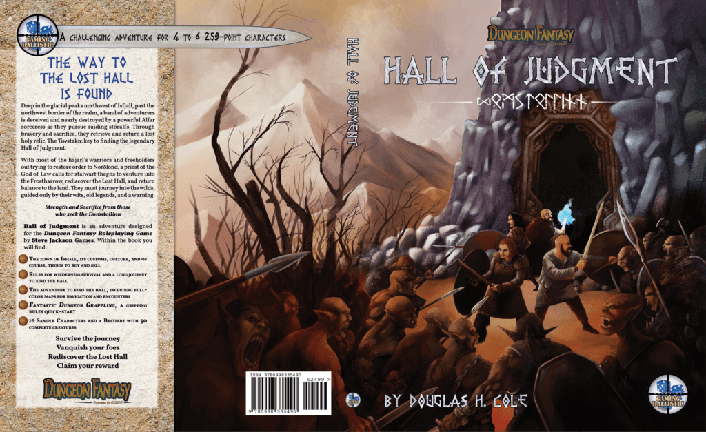 Hall of Judgment now available on Gaming Ballistic and W23