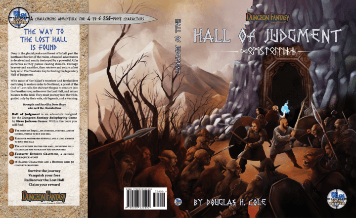 Review: Hall of Judgment by The Blind Mapmaker