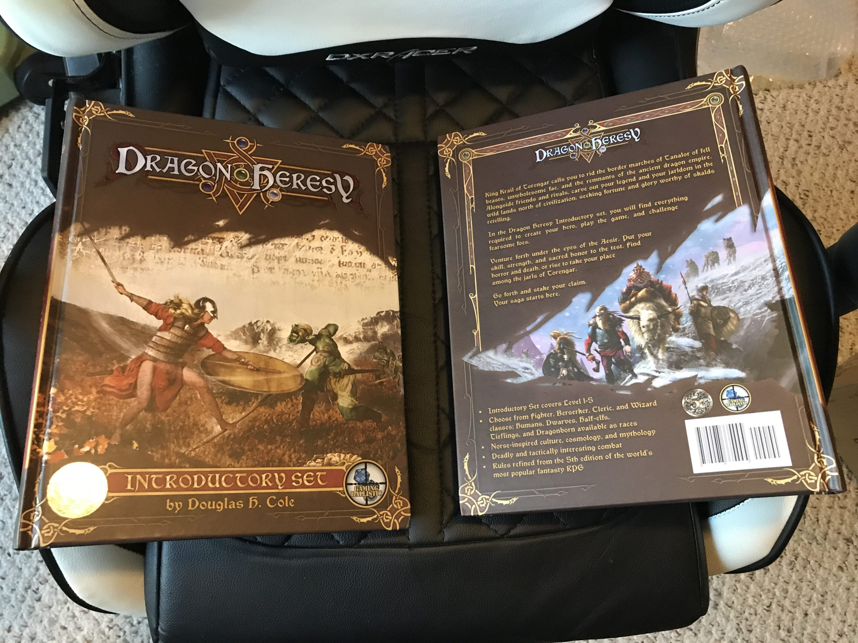 Dragon Heresy Introductory Set (PDF)
