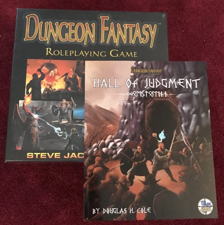 Hall of Judgment (1st Edition) softcover print is ON SALE at 50% off