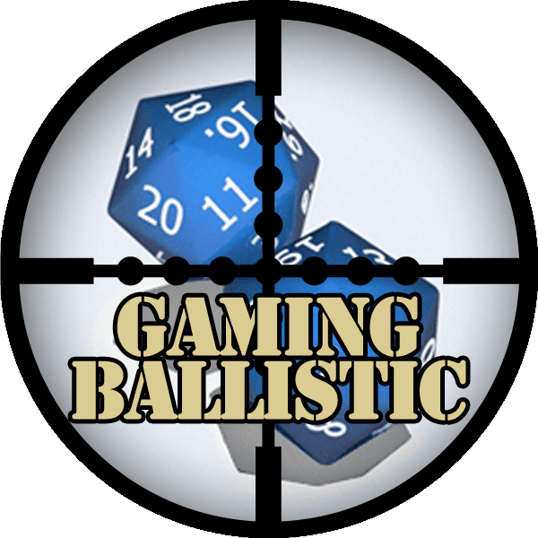 Two podcasts featuring Gaming Ballistic