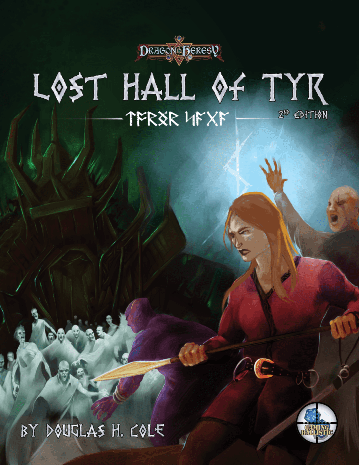 Lost Hall 2e Campaign ends in 45 minutes
