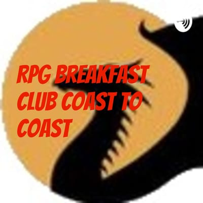 Gaming Ballistic on RPG Breakfast Club Ep 1
