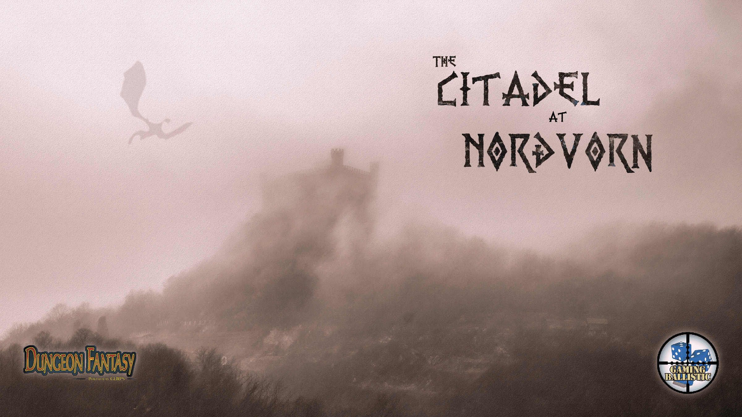 The Citadel at Norðvorn: Live on Kickstarter!