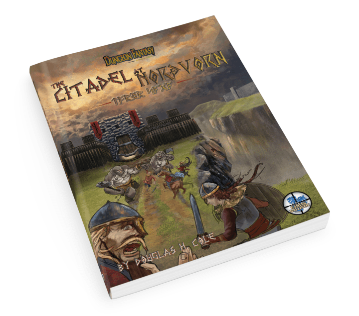 The Blind Mapmaker Reviews Citadel