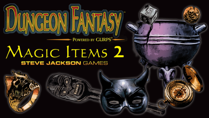 DFRPG Kickstarter: Magic Items 2