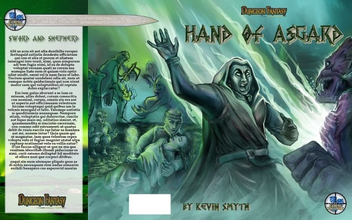 Hand of Asgard: Art Preview