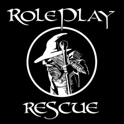 Gaming Ballistic on Che Webster's Roleplay Rescue